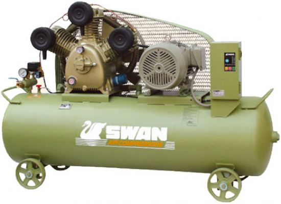 Swan HWU-310N Air Compressor 12Bar 10HP, 850rpm, 786L/min