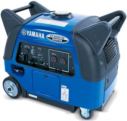 YAMAHA SOUND PROOF INVERTER 2800W EF3000ISE