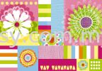 2-906 MIX & MATCH NEWS 2012 KOMAR WALLPAPER