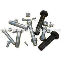 M.S. Hex Nuts & Bolts