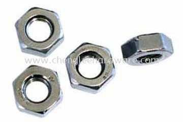 Mild Steel Hexagon Nuts