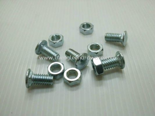 Slotted Angle Bolt & Nut