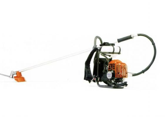 Husqvarna 542RBS: 41.5cc, 2.0HP, 9kg Backpack Petrol Brush Cutter