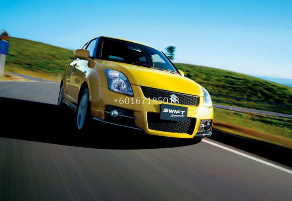 SUZUKI SWIFT AIR FILTER K & N
