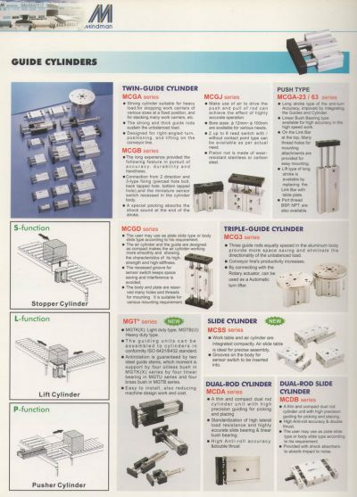 Guide Cylinders