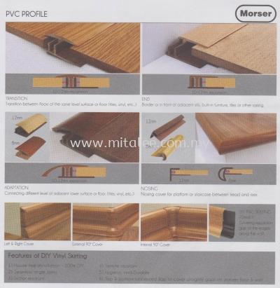 PVC Profile (Morser)