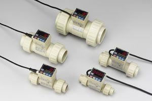 Thermal Mass Flow Sensor