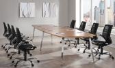 ML-SL338 Metal Leg Series Meeting Table /Conference Table
