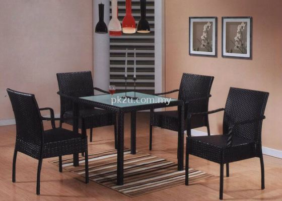 PK-T846-TABLE  PK-C659-CHAIR