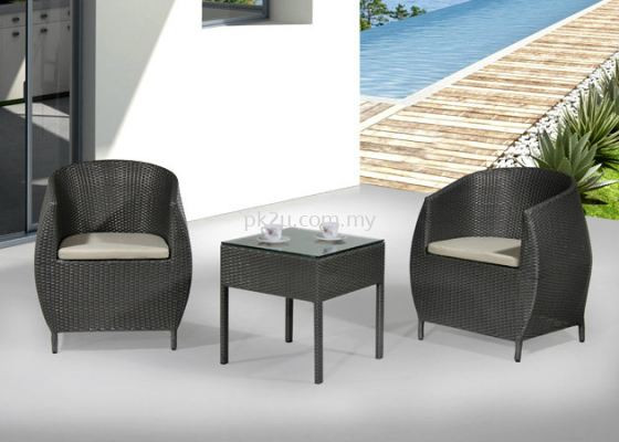 PK-T6064-TABLE                          PK-C8065-CHAIR