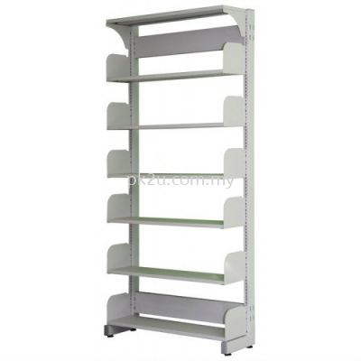 Library Single Sided Rack w/o Steel Sided Panel