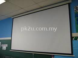 Pk- Projector Screen