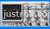 Kenwood CS-1575D Oscilloscope Kenwood