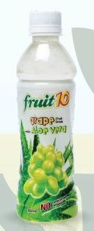 Fruit 10 Grape with Aloe Vera