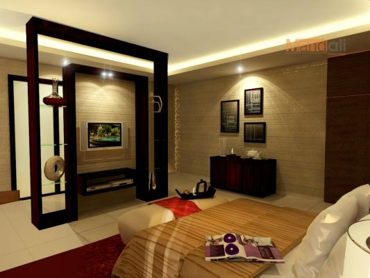 SierraPerdana_MasterBedroom Design