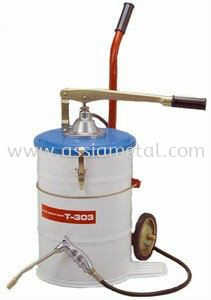 Hand Operated Grease Bucket Pump