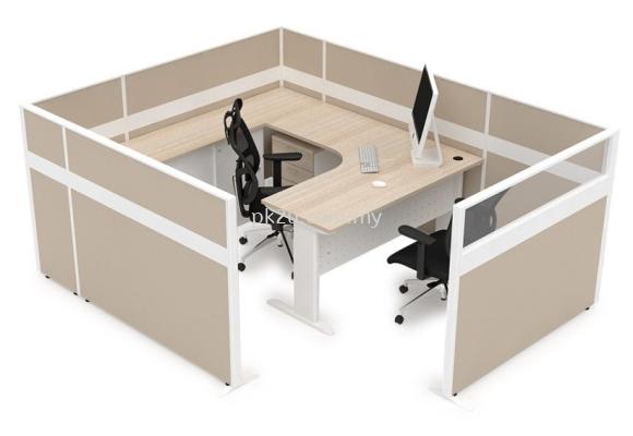 Cubicle Workstation - O Solution