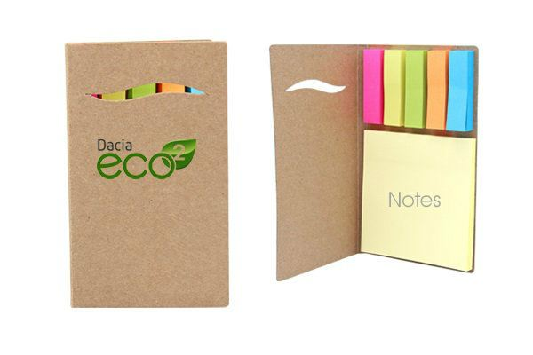 E016  Eco Sticky Notes Pad
