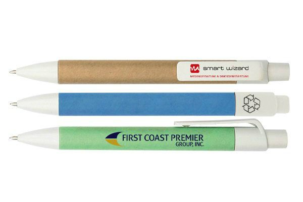 E001 Eco Recycled Paper Pen