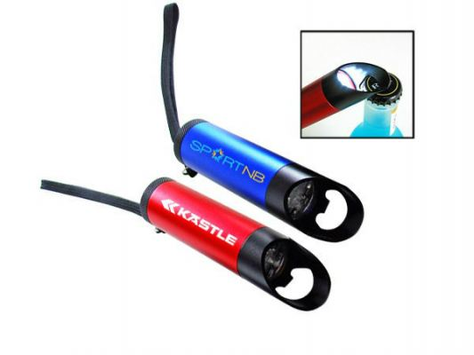 TL003 9 LED Torchlight with Bottle Opener
