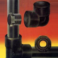High Pressure Forged Steel Pipe Fitting