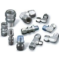 Stainless Steel 316 Instrumentation Tube Fitting (Double Ferrule)