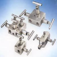 Stainless Steel Instrument Manifolds Valve