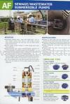 AF Submersible Pumps HCP Pump Water Pump