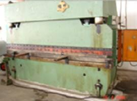 Used Hyd Brake Press Machine ID111151