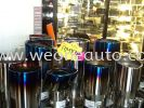 Exhaust Tips weekly member offer