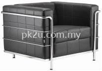 LOS-005-1S-L1- Simple 3 1 Seater sofa
