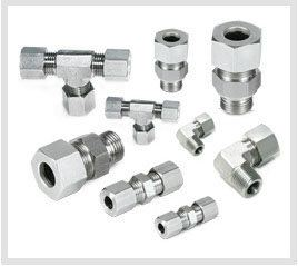 Bite Type JIS Fittings