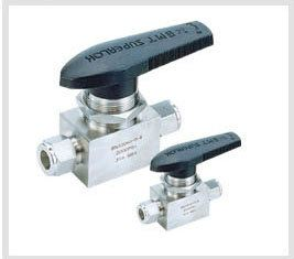 120 Series Ball Valves