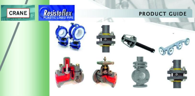 Resistoflex - Plastic Lined Pipe