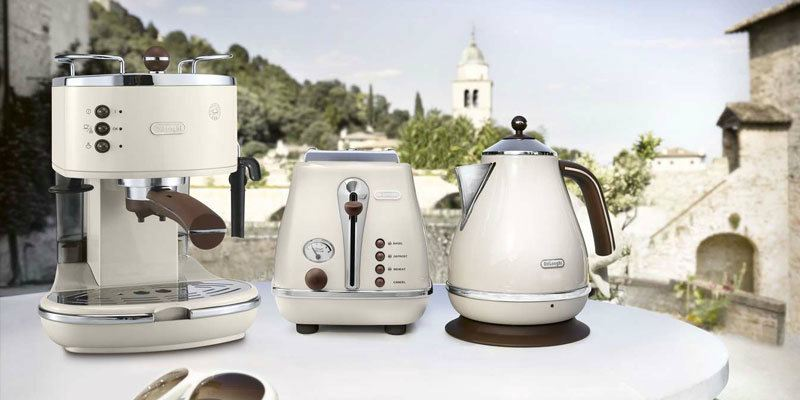 DELONGHI ICONA VINTAGE COLLECTION