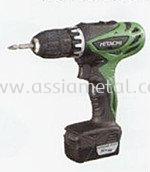 Hitachi DS10DFL  Driver Drill