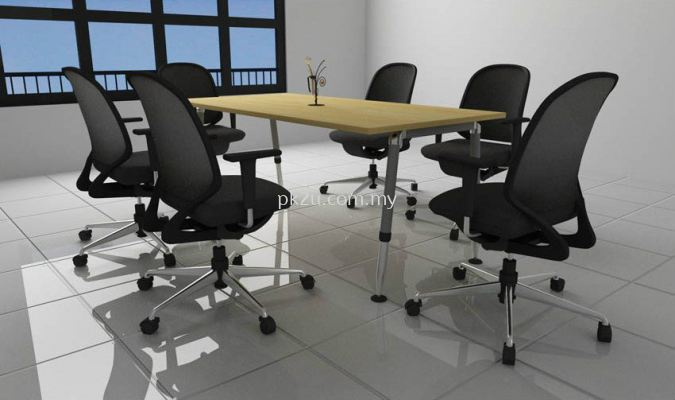 V-Adjustable Series Meeting Table