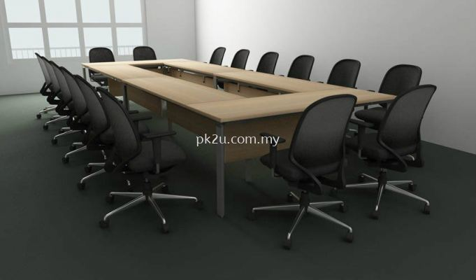 Pyramid-Series Meeting Table