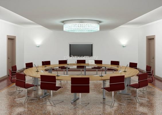 L-Series Meeting Table