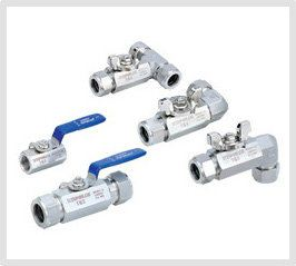 Ball Valve SBV210 Services