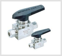 Ball Valve SBV120 Services