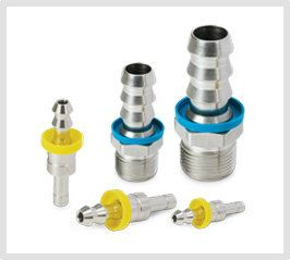Hose Connectors & Push-On Hose Fittings