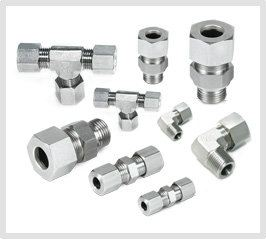 Bite Type Tube Fittings (JIS B2351)