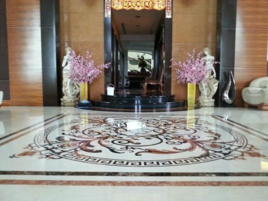 Terrazzo Flooring Polishing