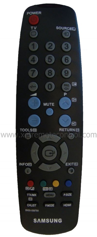 BN59-00676A SAMSUNG LCD/LED TV REMOTE CONTROL