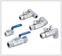 210 Series Ball Valves