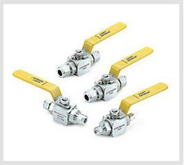 SBVH 360 Series Ball Valves