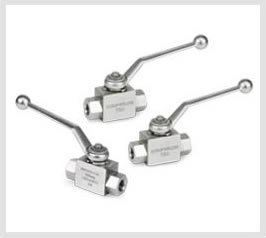DIN Type Ball Valves