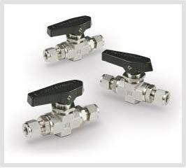 SBVF360 Series - High Pressure Forged Ball Valves