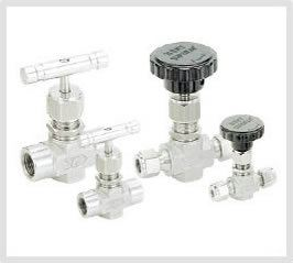 Integral Bonnet Needle Valves